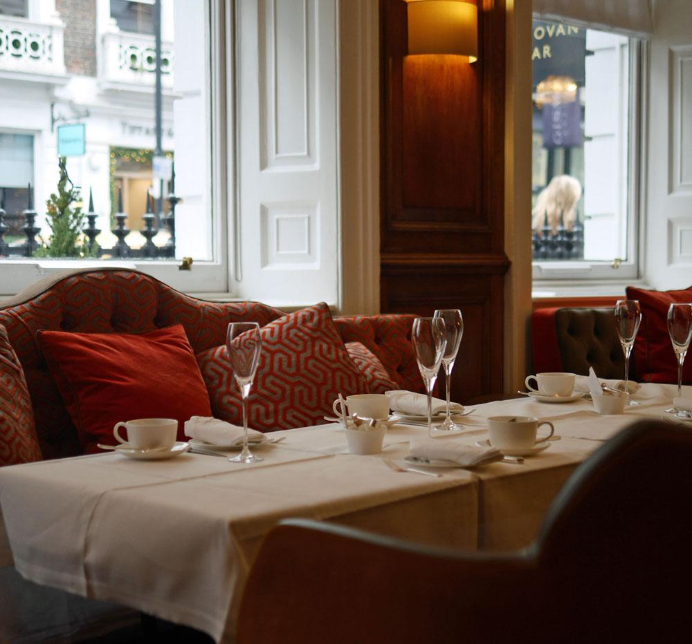 Browns Hotel Tea Room