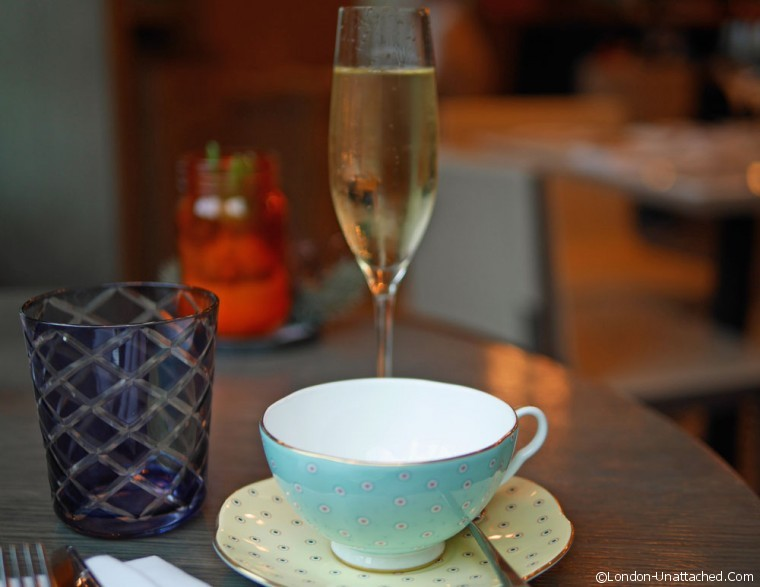 Champagne Afternoon Tea at Pont Street