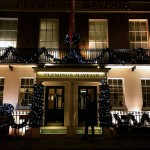 Yuletide Afternoon Tea at Flemings Mayfair