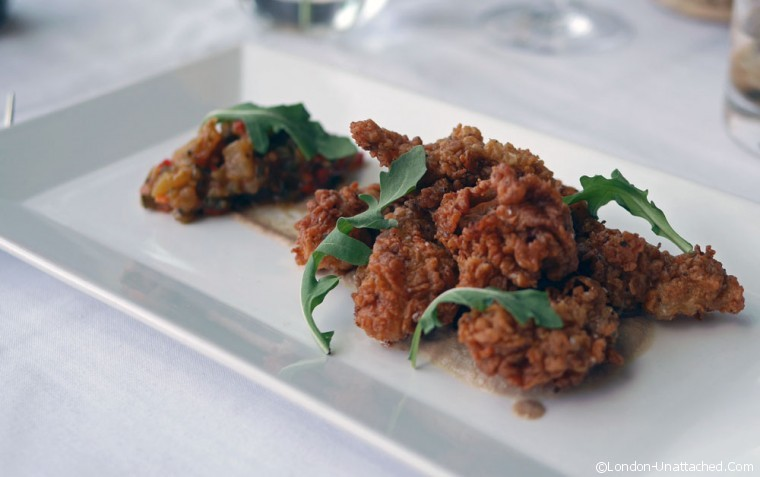 Greenville Buttermilk Fried Oysters