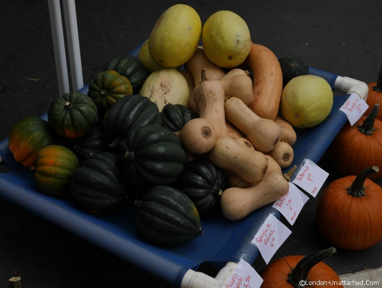 Greenville Farmers Market Squash