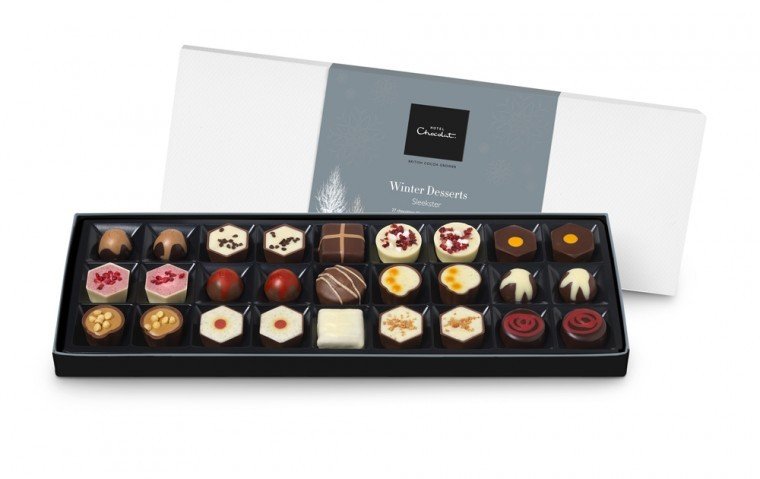 Hotel Chocolat Winter Desserts Sleekster
