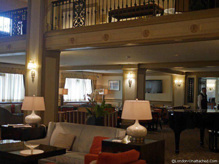 Hotel lobby Greenville
