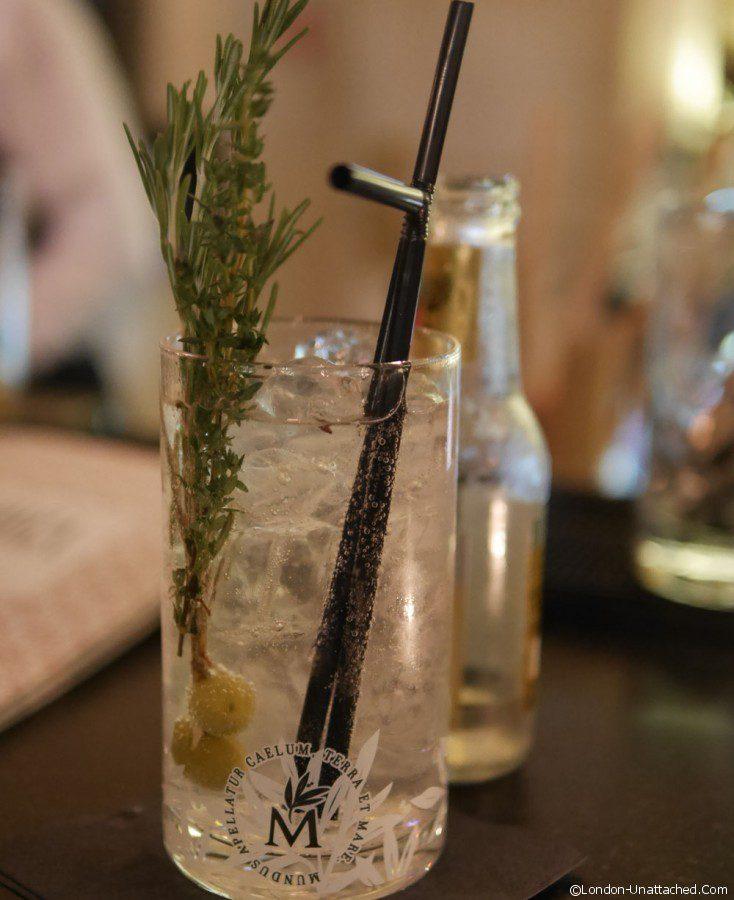 Iberica Victoria Gin Mare