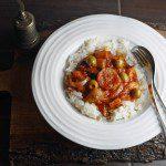 Healthy Moroccan Style Sausage Casserole