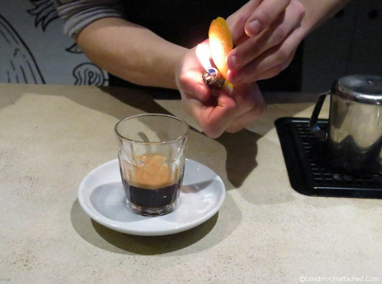 Mulled Coffee