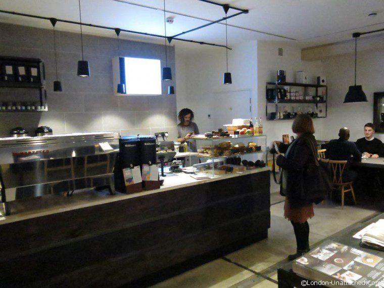 Origin Coffee Shop