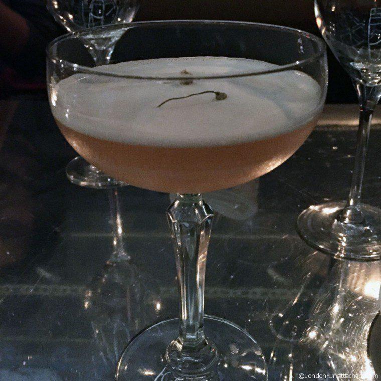 Piquet Restaurant Cocktail