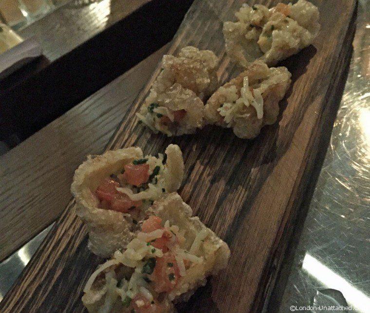 Piquet Restaurant Crackling