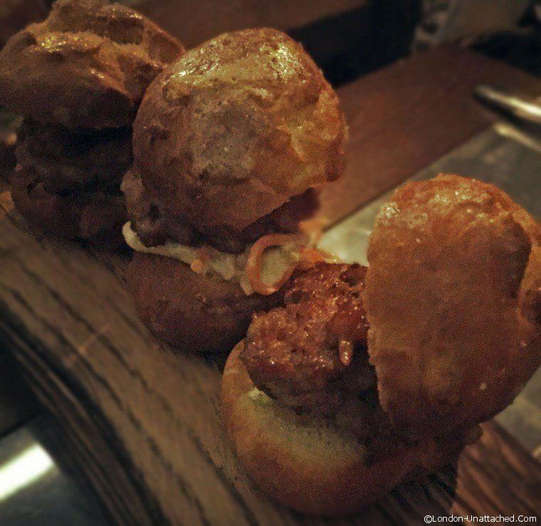 Piquet Restaurant Food 2