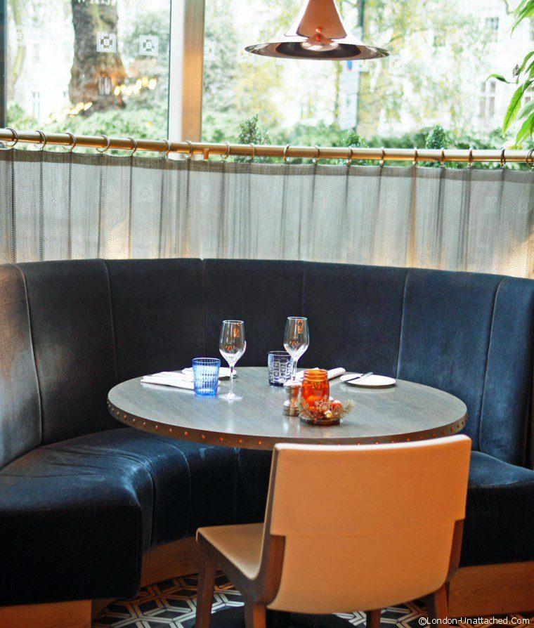 Pont STreet Restaurant Afternoon Tea