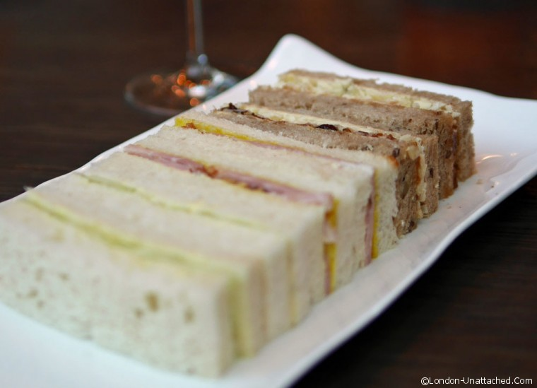 Pont Street Restaurant Sandwiches Afternoon Tea