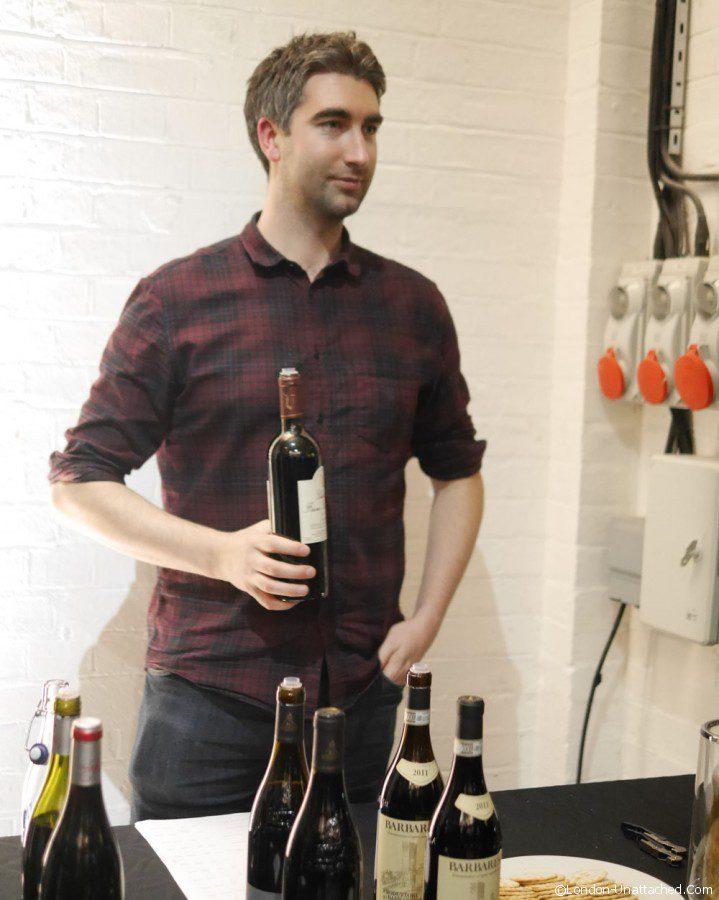 Roberson Wine Tasting