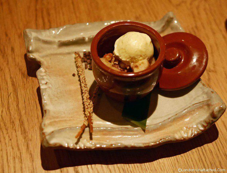 Roka Aldwych Dessert 2