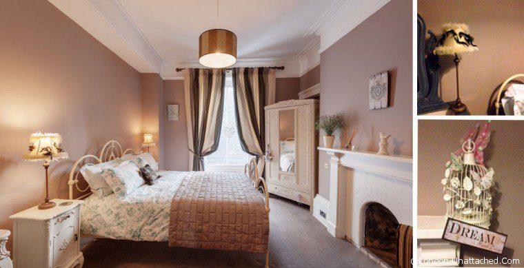 Stowford Manor Bedroom mosaic