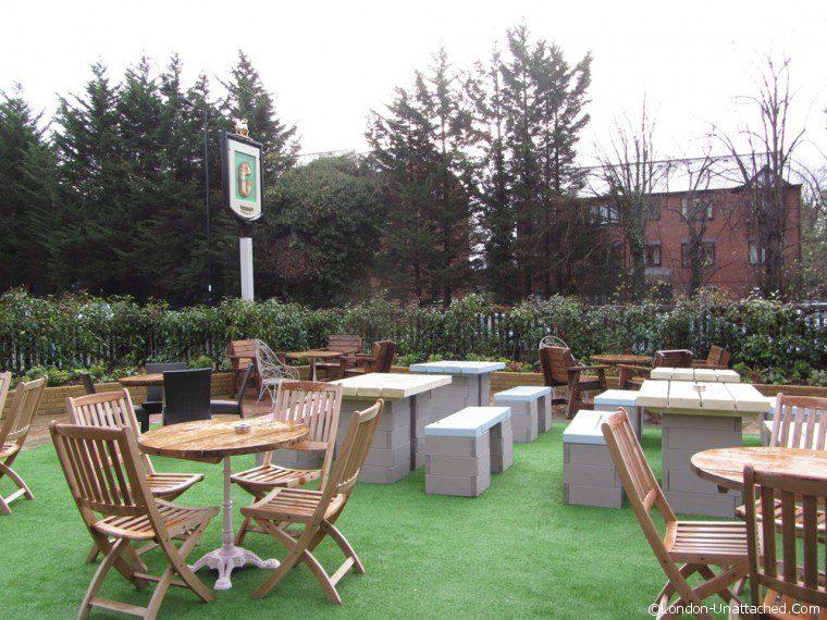 The Crown - garden