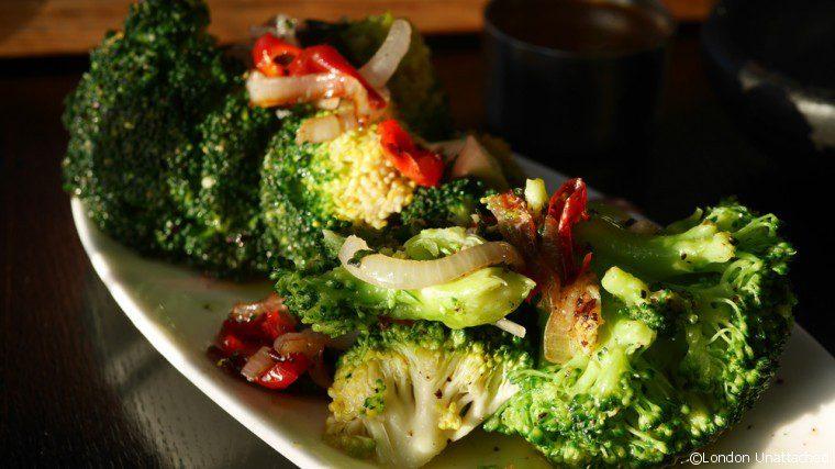 Gaucho Richmond Detox Special Broccolli