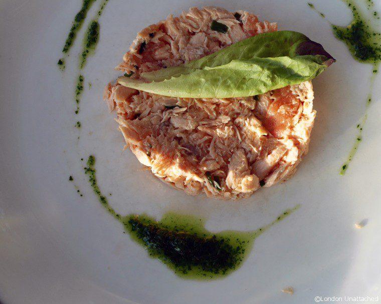 Gaucho richmond Salmon