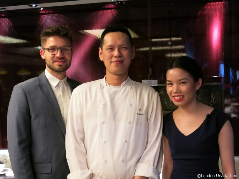 Hakkasan Mayfair Head Chef Tan Tee Wei