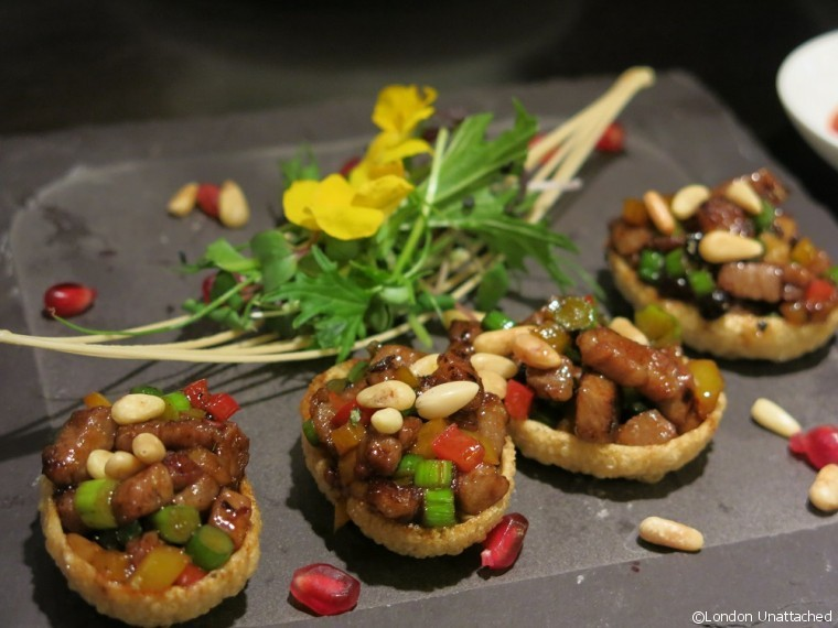 Hakkasan Mayfair Japanese Wagyu Beef