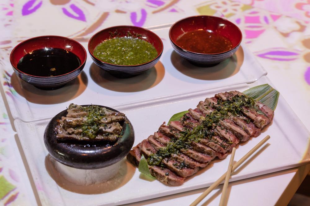 Inamo Covent Garden Stone Beef
