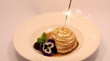 Inamo - dessert