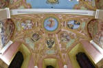 Ljubljana ceiling Slovenia