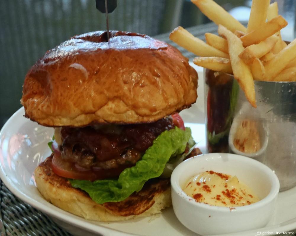 One Duke Street Burger