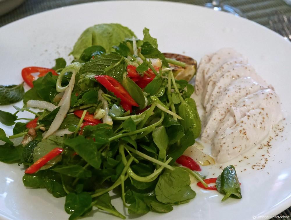 One Duke Street Chicken Salad