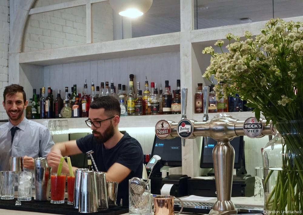 One Duke Stret Bar