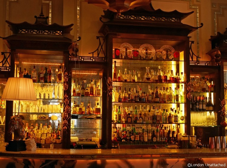 Roux at the Landau Bar
