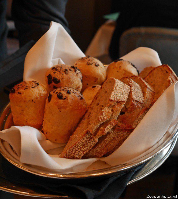 Roux at the Landau - Bread