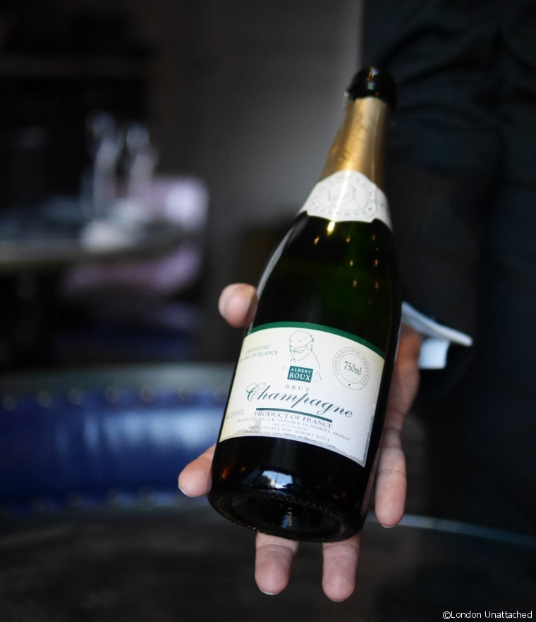 Roux at the Landau - Champagne