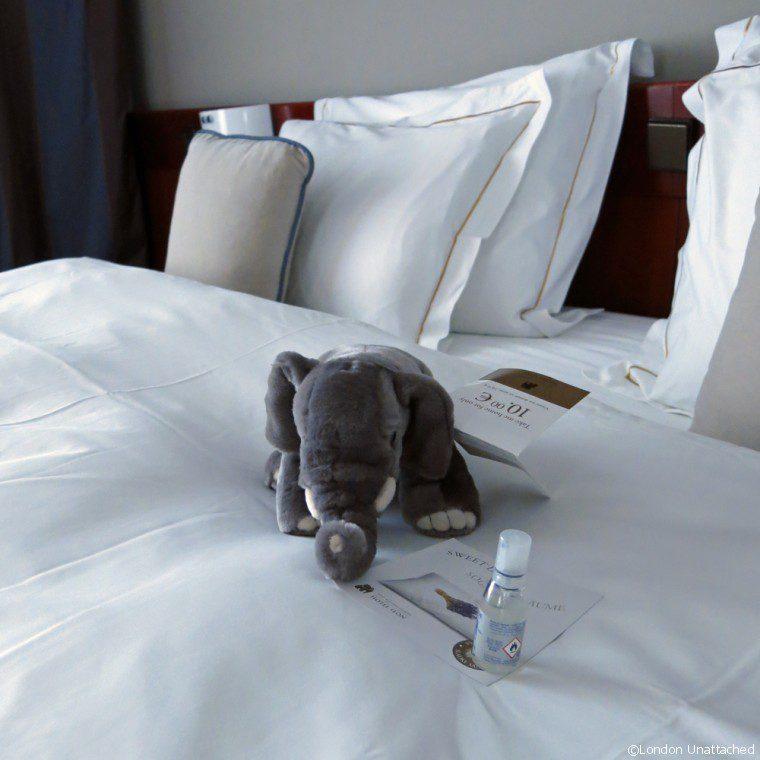 Slovenia - Hotel room