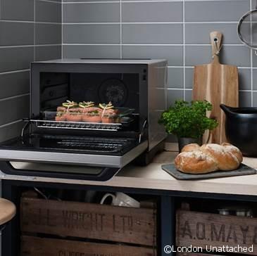 Panasonic CS-984 steam microwave
