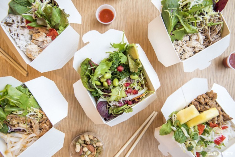 Yum Som Salads