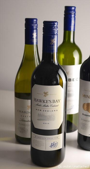 Aldi Wines Exquisite Collection 2