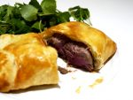 Individual Beef Wellington for Valentine's Day