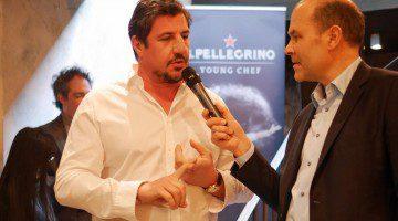 Claude Bosi - San Pellegrino Young Chef Mentor 2016