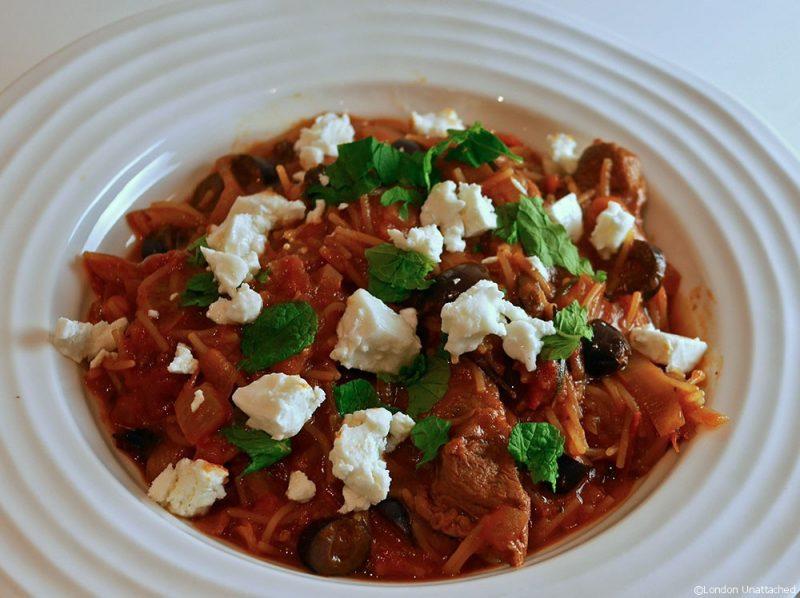 recipe: lamb and aubergine stew [23]