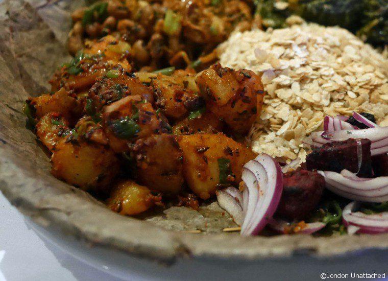 Kushi - Nepali feast 2