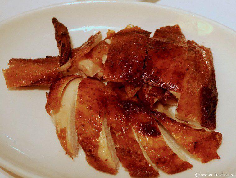 Min Jiang - chicken