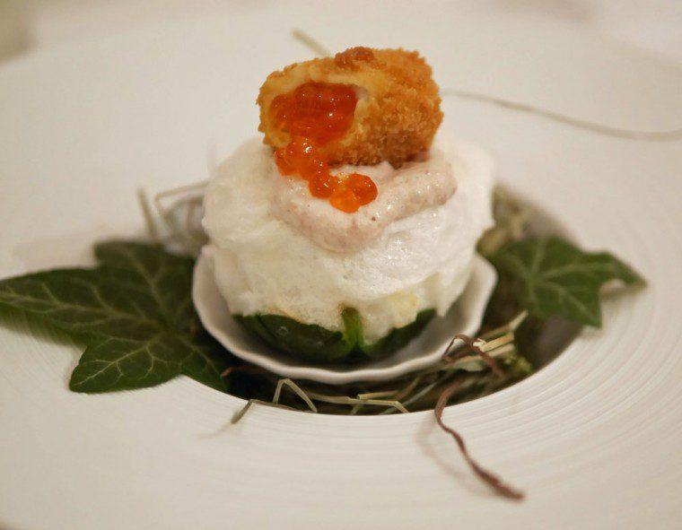 Mumm caviar