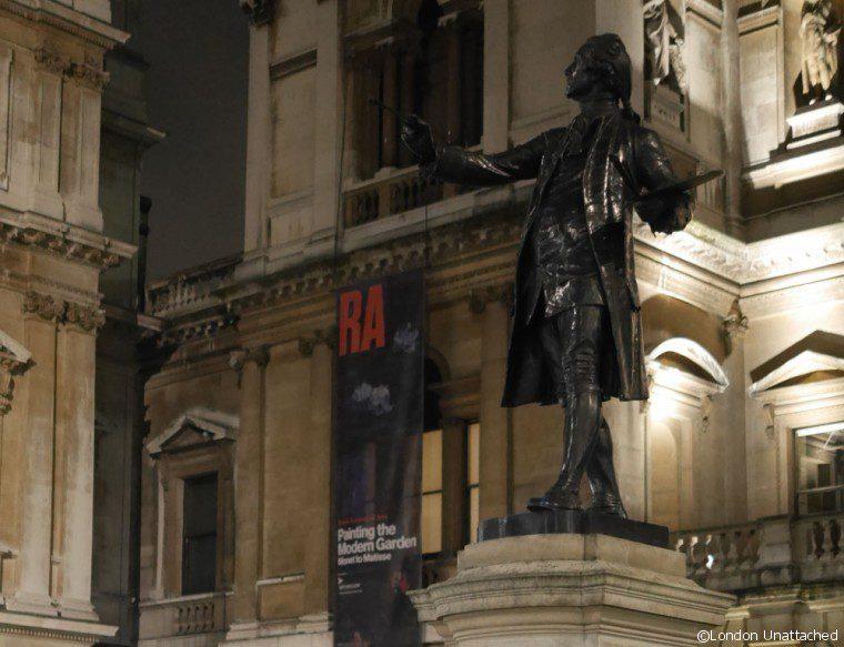 Royal Academy Entrance