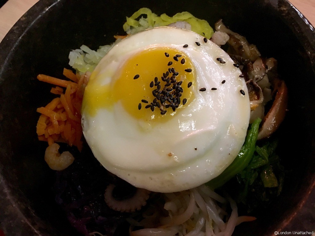 Superstar bimbimbap