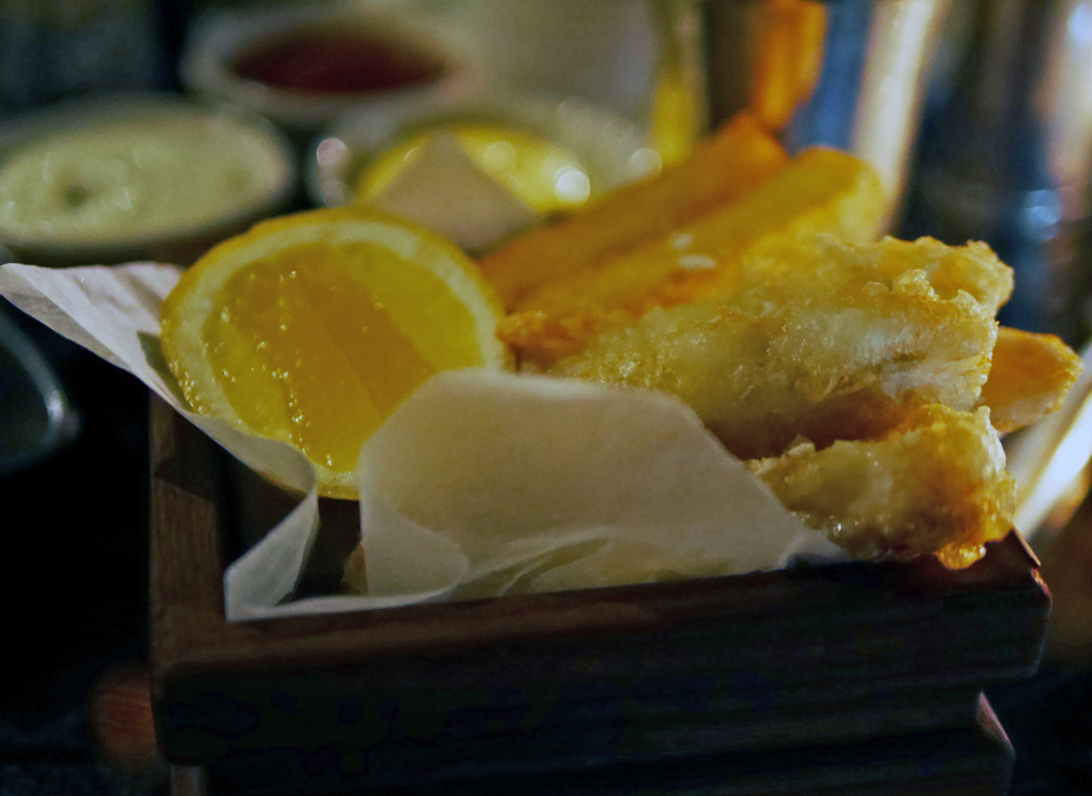 Blind Pig - Fish and Chips