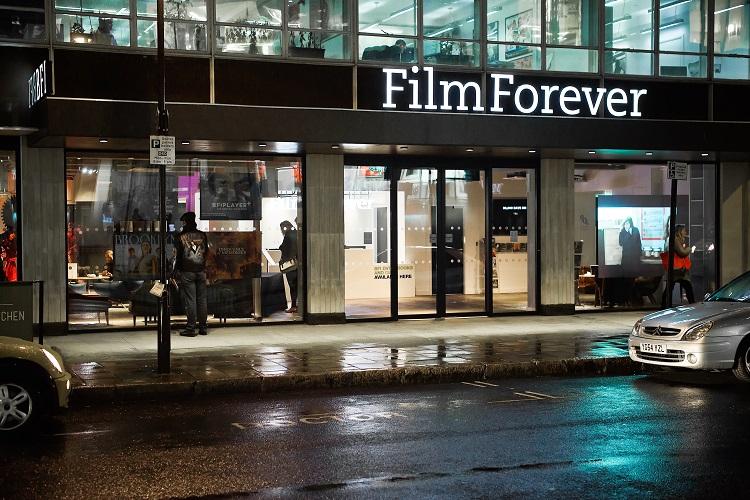 Film Forever British Film Institute