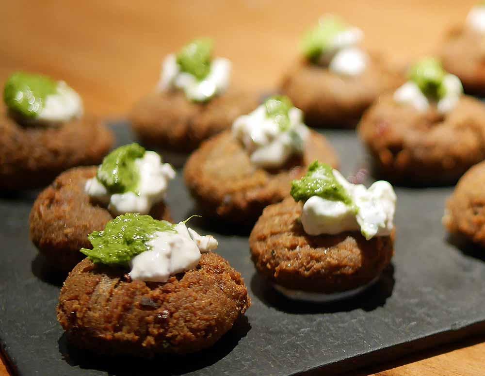 Holi - Cinnamon Kitchen - Canapes