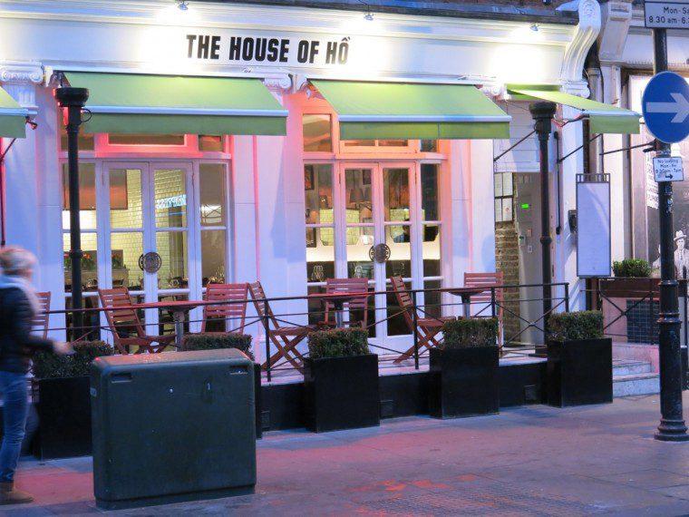 House Of Ho Percy Street