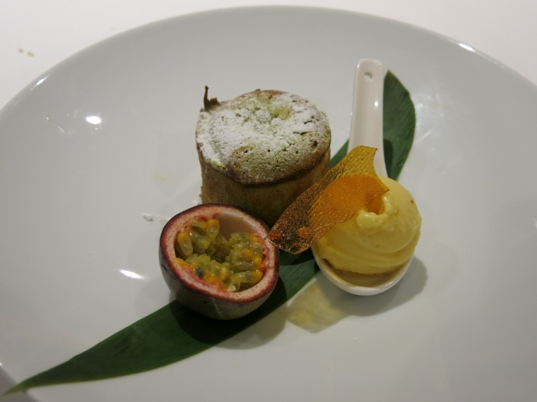 House Of Ho Percy Street Passion Fruit Dessert